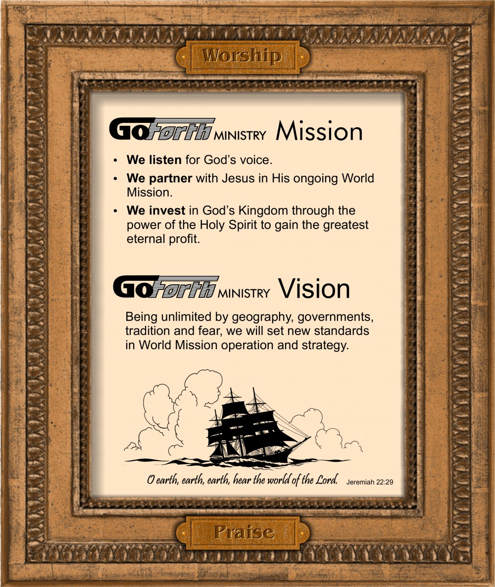 Vison and Mission Statement